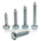"5/16"" Hex Lag Bolts / Lag Screws, Zinc Plated steel Cr+3 RoHS compliant - Monster Bolts"