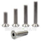 M6 Marine Grade Flat Head Socket Cap screws, Stainless Steel A4 (316)