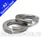 Metric Split Lock Washers - Stainless Steel DIN 127B 18-8 / A2