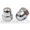 Acorn Domed Cap Hex Nuts, High Type, Metric DIN 1587 A2 Stainless Steel