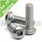 M8 Marine Grade Button Head Socket Cap screws, Stainless Steel A4 (316) - Monster Bolts