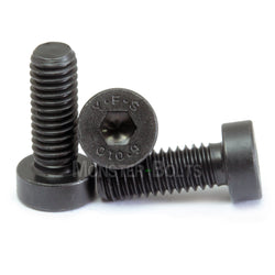 5mm / M5 x 0.80 - LOW HEAD SOCKET Caps screws 10.9 Alloy Steel w/ Black Oxide