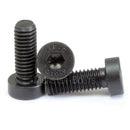 #10-32 Low Head Socket Cap screws Alloy Steel w/ Black Oxide, Coarse Thread
