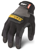 HUG - Ironclad Heavy-Duty Utility Gloves Black Mechanics Work All Purpose