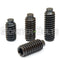 #10-32 Socket Set Screws w/ Half-Dog Point (1/2 Dog), Alloy Steel w/ Black Oxide
