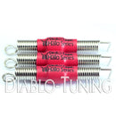 Red Halo Series - Noiseless Guitar Tremolo Springs - Monster Bolts