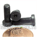 #8-32  Low Head Socket Cap screws Alloy Steel w/ Black Oxide, Coarse Thread