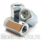 Hex Coupling Nuts, Zinc Plated Steel, Class 6 RoHS compliant - Monster Bolts