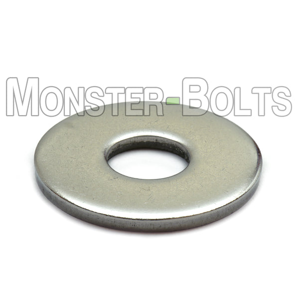 Metric Fender Washer - Stainless Steel DIN 9021, 18-8 / A2