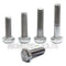 M4 Hex Bolts, Stainless Steel 18-8 (A2) - Monster Bolts