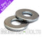 US / Inch - USS Flat Washers, Cr+3 Zinc Plated Steel - Monster Bolts