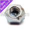 DIN 980V Hex Cone Prevailing Torque All-Metal Lock Nuts Stover - Zinc Plated Alloy Steel, Metric Class 10 Cr+3 RoHS - Monster Bolts