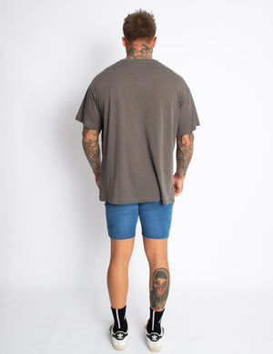 Regulate Tee - Charcoal - MULR