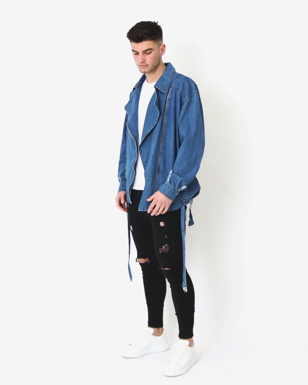 Headliner Denim Jacket - MULR