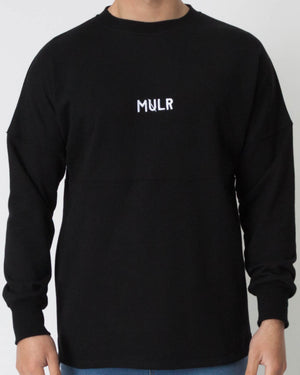 Escape the Ordinary Jumper - Black - MULR