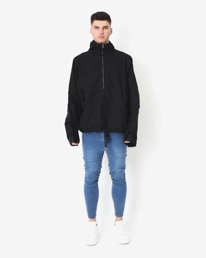 Pushing Boundaries Spray Jacket - Black - MULR