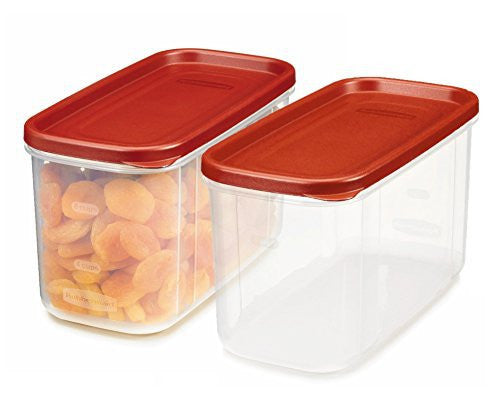 Rubbermaid 10-Cup Dry Food Container (Set of 2)