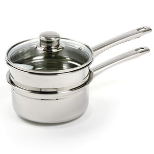 Norpro 1.5 Quart Stainless Steel Double Boiler