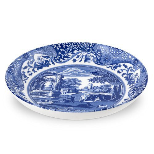Spode Blue Italian Pasta Bowl, Set of 4
