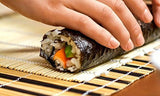 Sushi Set - Sushi maker and Sushi mat, Cook&Life, Kitchen Appliance Machine Rice Roller Making Kit