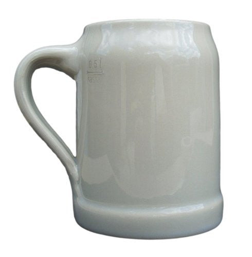 German Stoneware Beer Mug 0.5 Liter By Rastal