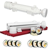 Sushi Roller Kit DIY Sushi Rolls Making Tool Easy Sushi Bakooka Maker Mold