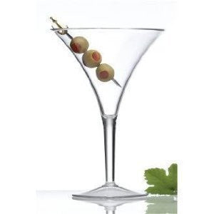 FOREVER Grand 10 Oz. Polycarbonate Martini Glass
