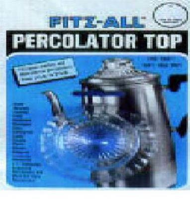 "Fitz All 246 Replacement Percolator Top 1 1/2"" To 2 1/2"""