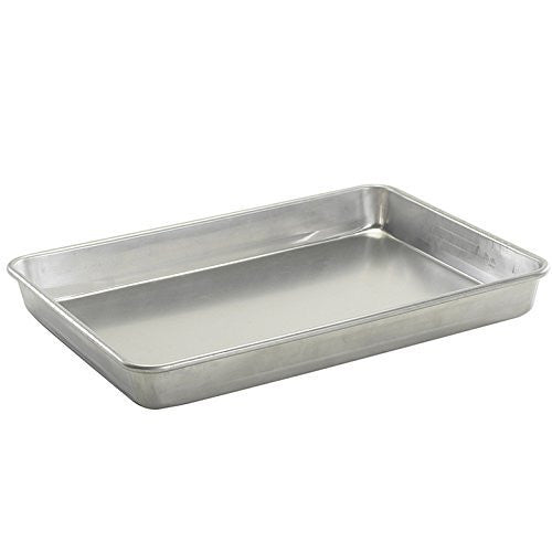 Nordic Ware Natural Aluminum Commercial Rectangular Cake Pan