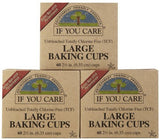 If You Care Unbleached Large Baking Cups, 60 ct, 3 pk