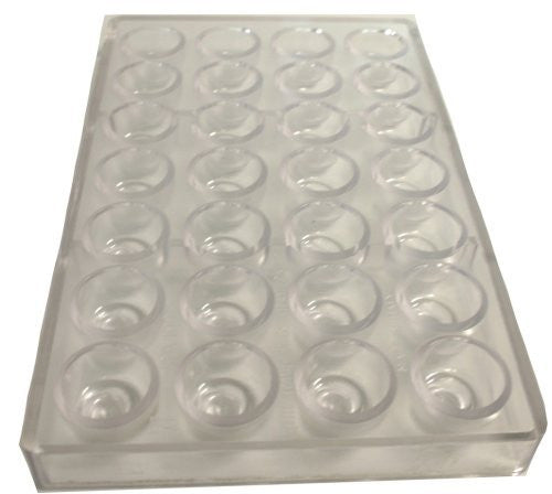 Martellato  Polycarbonate Chocolate Mold, Cherry Cordial