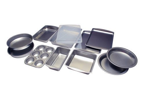 EZ Baker Twelve Piece Bakeware Set