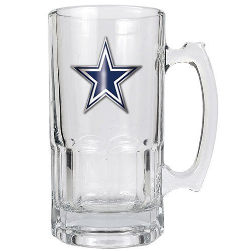 NFL Dallas Cowboys 1-Liter Macho Mug (Primary Logo)