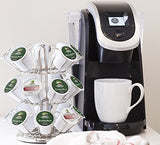 Keurig K250 Single Serve, Programmable K-Cup Pod Coffee Maker, Black