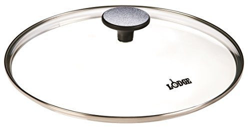 Lodge GC10 Tempered Glass Lid, 10.25-inch