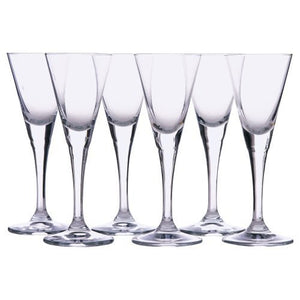 Snaps, Cordial, Schnapps Glass By Ikea- Svalka Series (WHITE, 1)