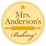 Mrs. Anderson's Baking Professional Round Baking and Cooling Rack, Heavyweight Chrome, 9.25-Inches