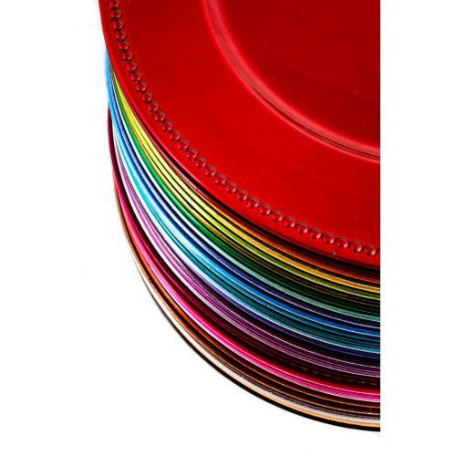 Koyal Charger Plates, Sample Pack, Set of 28