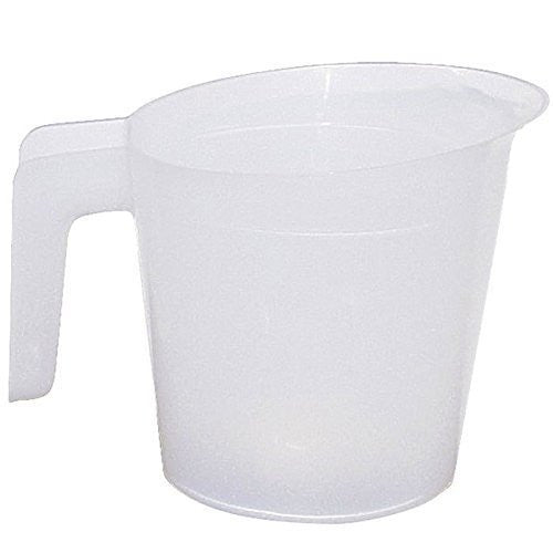 OCSParts PIP64 64 oz. Water Pitcher for Pour over Coffee Brewers, Replacement for Bunn 04238.00