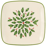 Lenox Holiday Sips and Snacks Serveware Set, Ivory