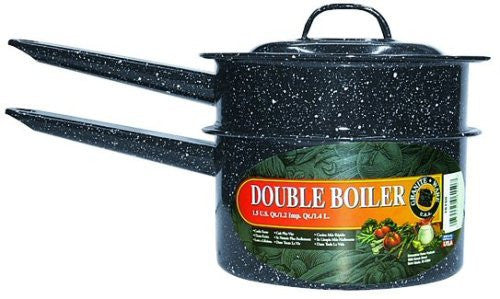 Granite Ware 6150-2 Double Boiler, 1.5-Quart