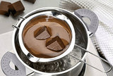 GS.Lee Chocolate Butter Melting Pot Stainless Steel Baking Tools Universal Double Boiler