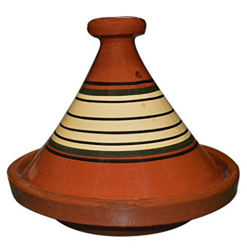 Moroccan Cooking Tagine Red