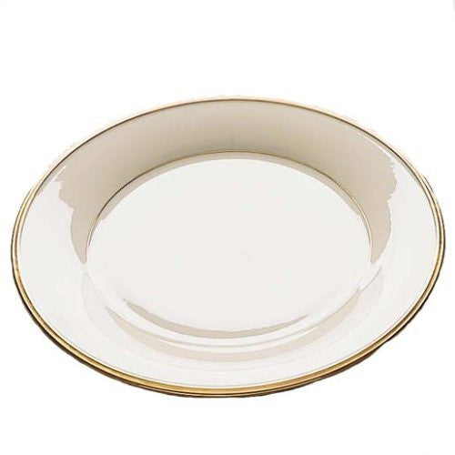 Lenox Eternal Gold Banded Ivory China Salad Plate
