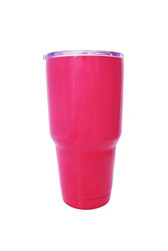 Minimalist 30 Oz. Stainless Steel Double Wall Insulated Tumbler