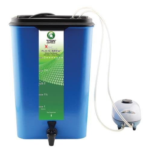 Flo-n-Gro Brew Compost Tea Brewing System