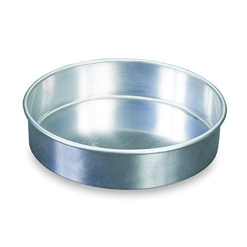 Nordic Ware Natural Aluminum Commercial Round Layer Cake Pan