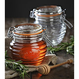 Kilner Honey Pot With Dipper, 15-1/4 Fluid Ounces