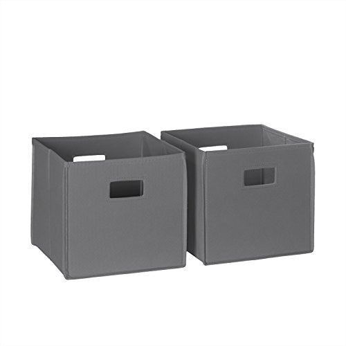 RiverRidge Kids 2-Piece Soft Storage Bins