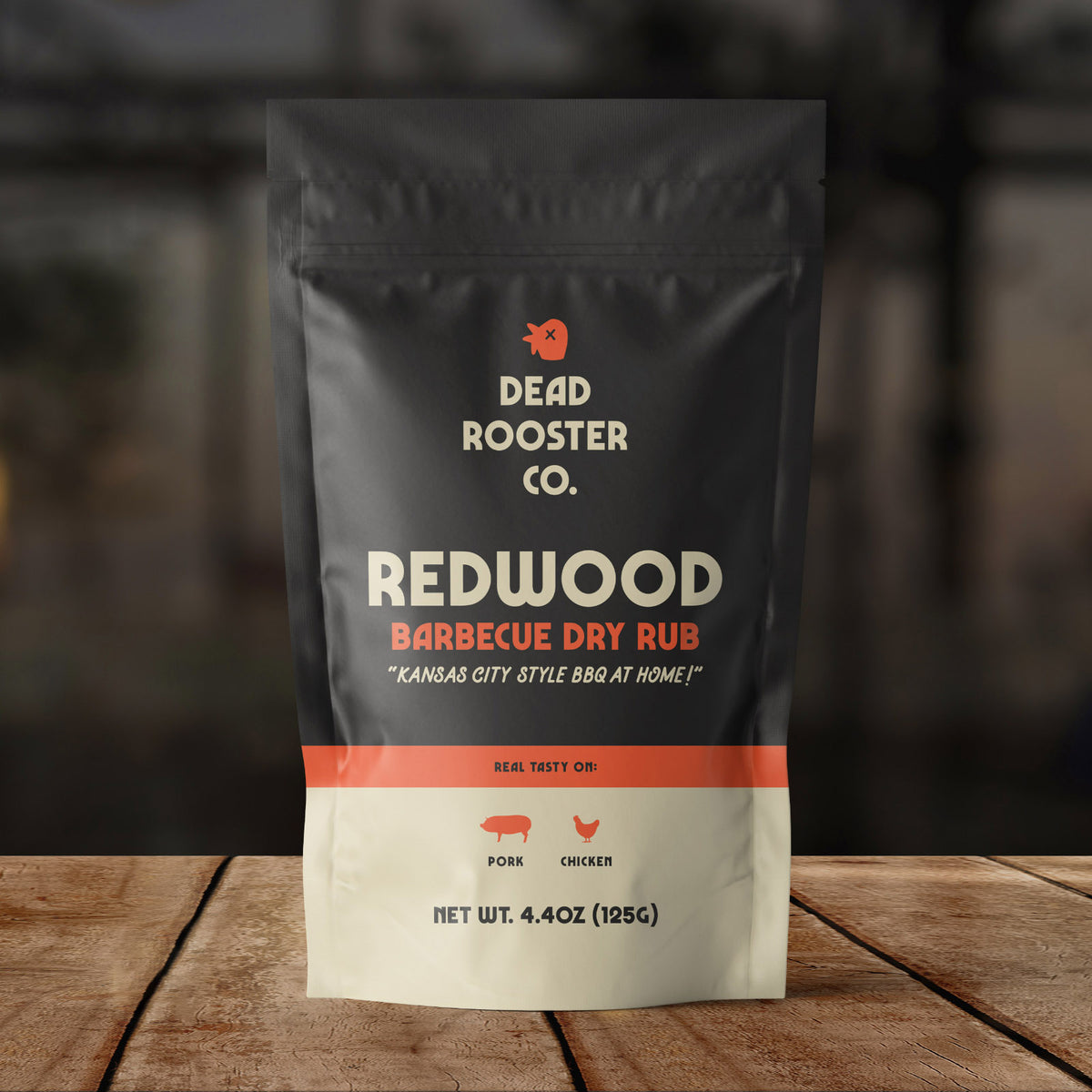 Redwood <br><sub>BBQ Dry Rub</sub>